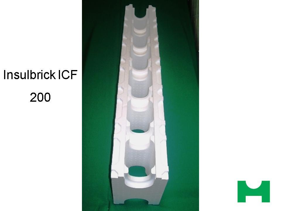 Insulbrick Icf 200 Insulbrick