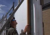Straightening Walls